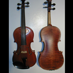 Resonance Violin 105